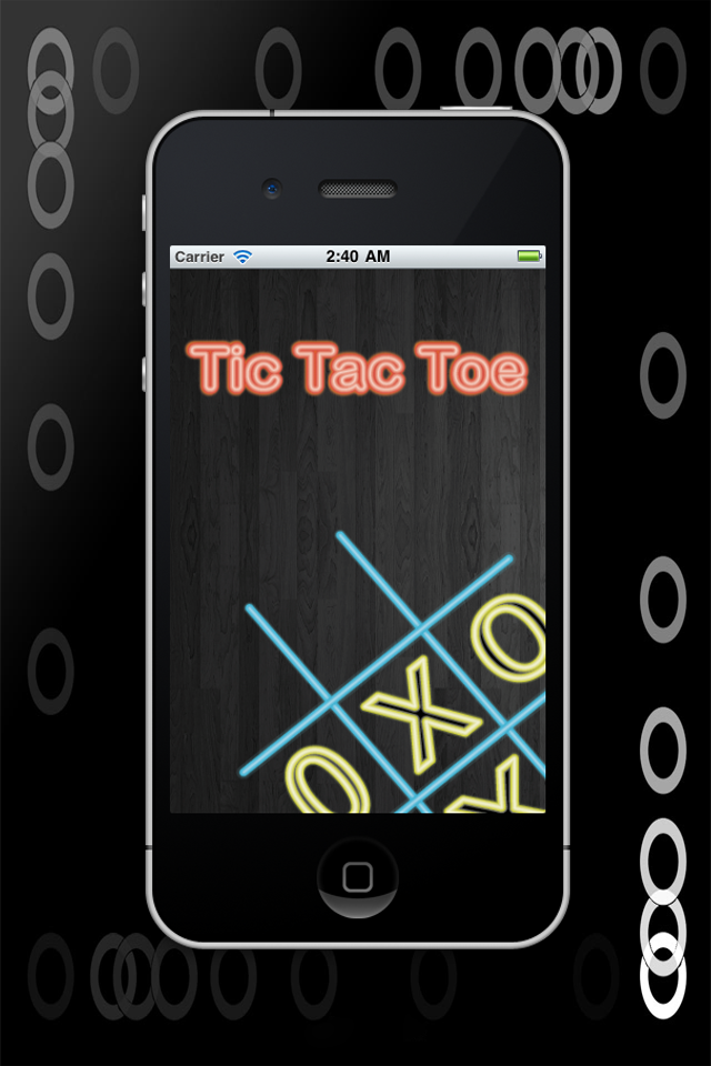 Screenshot Tic Tac Toe Multiplayer HD